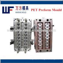 moule de préforme d'animal familier de la cavité 16 de taizhou fournisseur / Chine moules de haute qualité de préforme d'animal familier