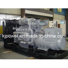 1250kVA Diesel Generator with Perkins Engine (4012-46TWG2A)