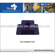 Elevator Damping Pad for Traction Machine