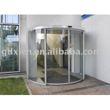 Porta automática arco