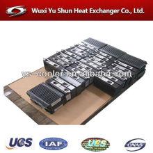 Enfriador de aire de aluminio