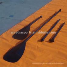 Pá de fibra de carbono por atacado Pad Board ajustável pás de fibra de carbono