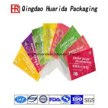 A qualidade do produto comestível Jucy bebe o empacotamento dos sacos de plástico da bebida do saco