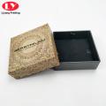 Caixa de papel de caixas de jóias personalizadas com logotipo