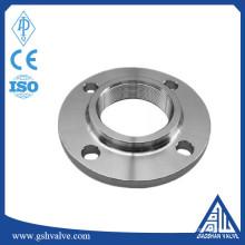 ANSI Carbon Stahl Schraubgewinde Flansch
