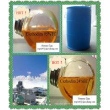 Herbicide clethodim