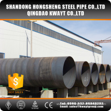 astm spiral steel tube