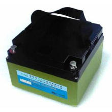 Batterie au lithium rechargeable 12V 30ah pour le chariot de golf et le chariot de golf