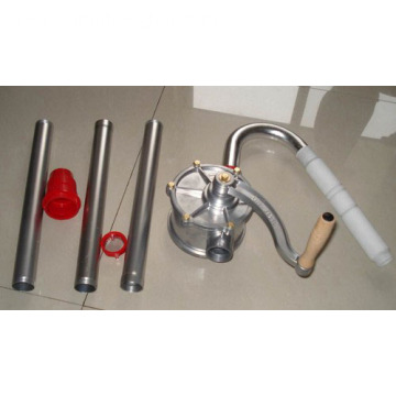 SY series hand manual suction water barrel pump