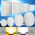 LED Cool Blanco 6000-6500K techo Downlight