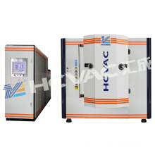 Stainless Steel Spectacle Frames Titanium Nitride Gold PVD Vacuum Coating Equipment