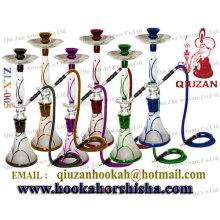 Schöne farbige Fringe große Rauchen Shisha