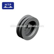 Chine fournisseur courroie de ventilateur de camion réglage roue de poulie pour Belaz 540-1308024 6,4 kg