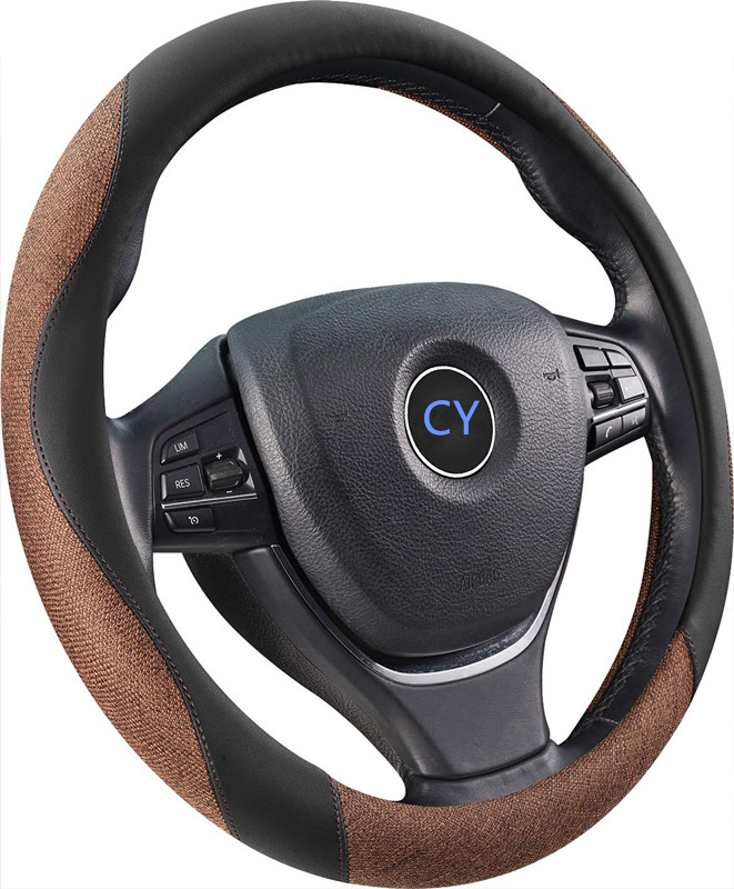 velvet steering wheel cover