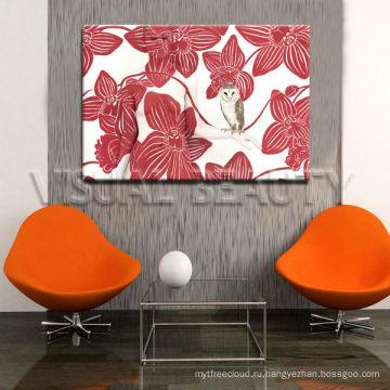 Живопись Цветы Блум, роспись рамки для домашнего декора