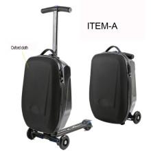 Maleta de viaje portátil para maleta de equipaje PC (HX-W3643)