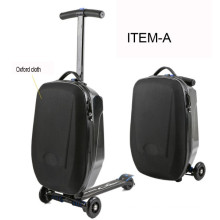 PC Portable Luggage Trolley Case Travel Suitcase (HX-W3643)