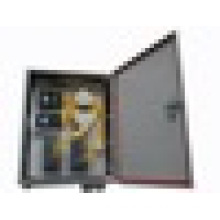 8 core fiber optic termination box, indoor fiber optic terminal box / 4 core fiber optic termination box with SC/APC pagtail