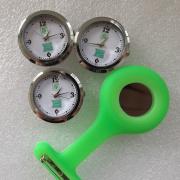 Zacht weinig horloge voor siliconenmateriaal van een verpleegster