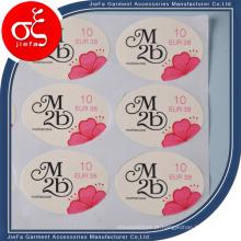 Fornecimento de etiqueta de alta qualidade e impressão de etiquetas