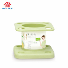 Bamboo Fiber Toothbrush Holder Practical Toiletries