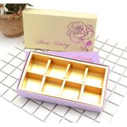 Choklad praline förpackningsbox