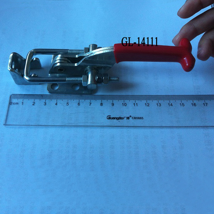 Spring Loaded Toggle Latches