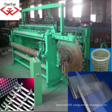 Crimped Wire Mesh Machine (Factory)