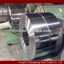 Coréia laminados a frio bobinas de aço inoxidável 201 304 316 316L 430 grau