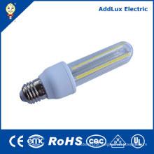 Luzes de poupança de energia do diodo emissor de luz da ESPIGA 2u de RoHS do Ce 6W E14