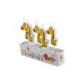 Party Candle Giraffljus Dekorativt ljus