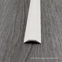 S-C25, RAITTO High Quality PVC Flooring Profile White Height 25 mm Trim Molding