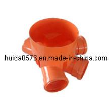 Molde de Injeção Plástica (câmara de inspeção)