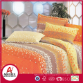 100polyesterbed deckt Bettwäsche und Kissen, Bettwäsche-Set-Hersteller in China