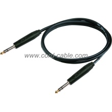DMI Series Stereo Jack to Stereo Jack Microphone Cable