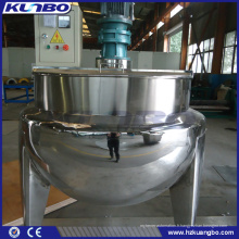 KUNBO Food Veste Jacketed Brass Brewing Cuisson Bouilloire