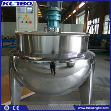KUNBO Food Steam Jacketed Jacket Brew Mixing Cooking Kettle