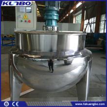 KUNBO пищевыми продуктами Паровой рубашкой заваривать куртка смешивания приготовление пищи чайник