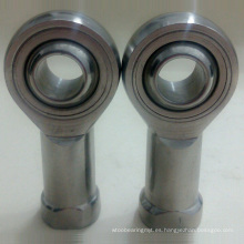 Rod End Spherical Plain Bearing Joint Bearing sin necesidad de mantenimiento Si25t / K