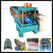 CE dan ISO Cap Roll Forming Machinery