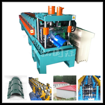 CE/ISO Cap Ridge Roll Forming Machinery Manufacturer