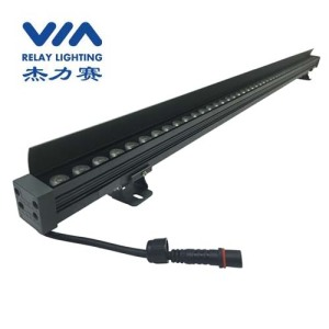 Outdoor Linear RGB LED Wall Washer Lights CREE
