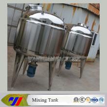 Tanque de emulsificación del tanque de mezcla de alto cizallamiento de acero inoxidable