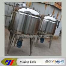 Stainless Steel High Shear Mixing Tank Emulsification Tank