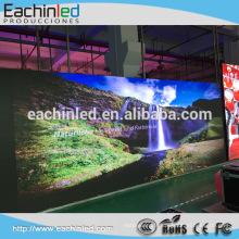P3 a mené le mur visuel d'intérieur d'écran d'affichage / mur visuel mené d'arrière - plan