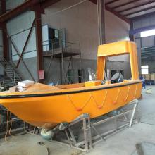 4.5 meters marine safety GRP rescue boat