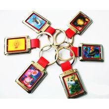 Wholesale Cheap Decorative Lenticular 3D Keychain