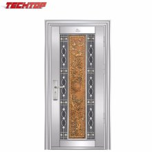 TPS-140 Modern House Frosted Glass Interior Aluminum Doors Lowes