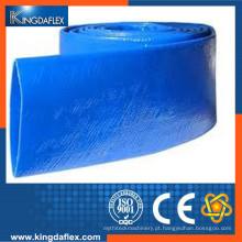 Kingdaflex PVC layflat mangueira, boa qualidade 2 polegada mangueira de irrigação