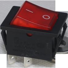 Dpst Light Dpst Light Rocker Switch with 4 Terminals